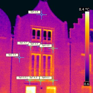 thermografisch onderzoek